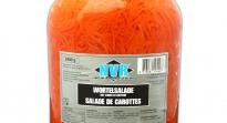 Geraspte wortelen