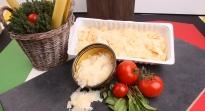 Copeaux fromage dur